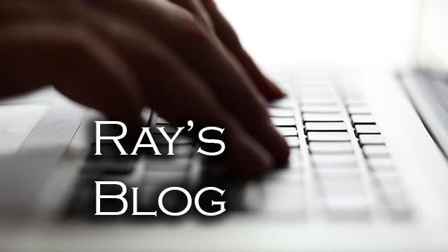 Ray's Blog